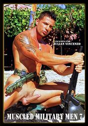 Gay Adult Movie Muscled Military Men 7