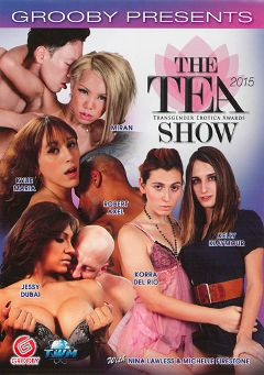 "Adult entertainment movie ""The TEA Show 2015"" starring Korra Del Rio, Miran & Kylie Maria. Produced by Grooby Productions."