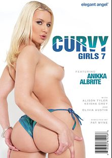 Curvy Girls 7, starring Anikka Albrite, Olivia Austin, Keisha Grey, Alison Tyler, Mr. Pete, Mark Wood and Erik Everhard, produced by Elegant Angel Productions.