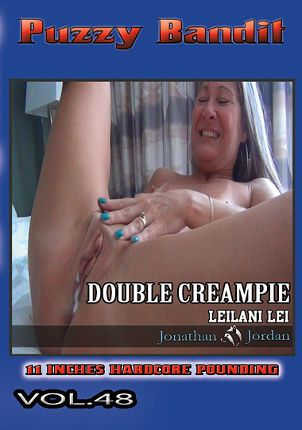 Straight Adult Movie Puzzy Bandit 48: Double Creampie