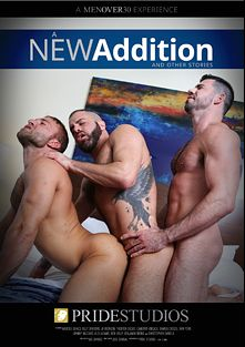 A New Addition And Other Stories, starring Marcus Isaacs, Benjamin Bronx, Rikk York, Rich Kelly, Billy Santoro, Alex Adams, J.R. Bronson, Trenton Ducati, Cameron Kincade, Johnny Hazzard and Damien Crosse, produced by Pride Studios and Men Over 30.