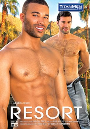 Resort, starring Dario Beck, Hunter Marx, Jay Bentley, Colby White, Christopher Daniels and Conner Habib, produced by Titan Media.