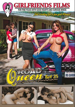 Road Queen 25, starring Alice March, Shyla Jennings, Deauxma, Adriana Chechik, Jenna J. Ross, Vanilla DeVille, Bree Daniels and Prinzzess Sahara, produced by Girlfriends Films.