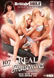 "Just Added presents the adult entertainment movie ""Real Housewives 13""."