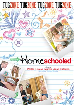 Homeschooled, starring Anna Katarina, Violet Moon, Louisa, Oliver Strelly and Marika, produced by Tug Zone.