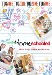 """Featured Studio - Tug Zone presents the adult entertainment movie """"Homeschooled""""."""