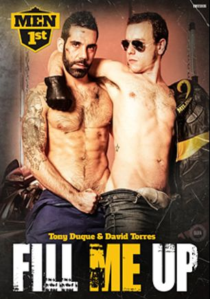 Fill Me Up, starring Macanao, Manuel Rokko, David Torres, Cristian Torrent, Tony Duque, Ricky Ramos and Aitor Crash, produced by Men 1st.