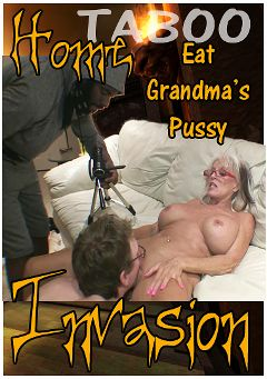 "Adult entertainment movie ""Home Invasion"" starring Sally D'Angelo. Produced by Sally D'Angelo."