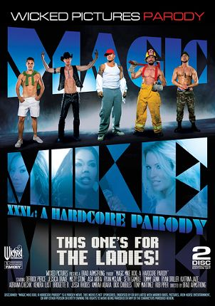 Straight Adult Movie Magic Mike XXXL: A Hardcore Parody