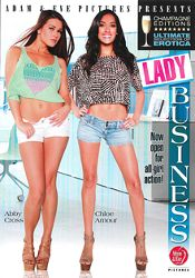Straight Adult Movie Lady Business