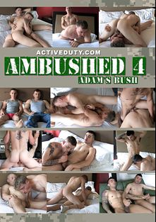 Ambushed 4: Adam's Bush, starring Tim (Pink Bird Media), Drew (Pink Bird Media), Wes (Pink Bird Media), Adam (ll) (Pink Bird Media), Evan (Pink Bird Media), Nate (Pink Bird Media) and Dan, produced by Active Duty.