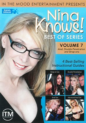 Straight Adult Movie Nina Knows Best Of Series 7: Anal, Double Penetration And Strap-Ons