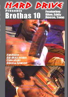 Thug Dick 423: Brothas 10, starring Blue, Reese (m), Tone and Eddy, produced by Ray Rock Studios, Thug Dick, Ruffthugz and Encore Studios.