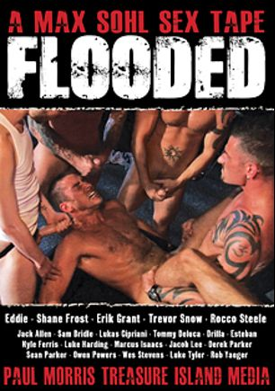 Flooded, starring Shane Frost, Derek Parker, Kyle Ferris, Lukas Cipriani, Luke Tyler, Wes Stevens, Sam Bridle, Rocco Steele, Owen Powers, Luke Harding, Rob Yaeger, Marcus Isaacs, Sean Parker, Trevor Snow, Drilla, Jacob Lee, Jack Allen, Esteban, Eddie (TIM), Erik Grant and Tommy DeLuca, produced by Treasure Island Media.