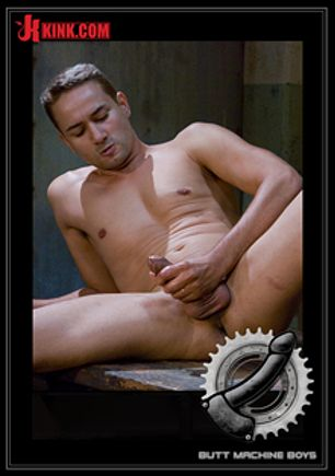 Butt Machine Boys: Gabriel All Wet, starring Gabriel D'Alessandro, produced by KinkMen.
