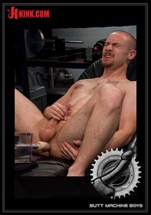 Butt Machine Boys: Machine Challenge: James Fox, starring James Foxx, produced by KinkMen.