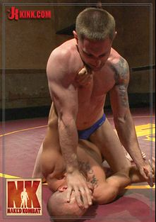 Naked Kombat: Summer Smackdown Tournament - Match 2, starring Jay Rizzing and Eli Hunter, produced by KinkMen.