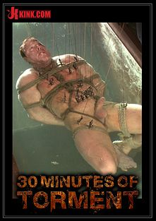 30 Minutes Of Torment: Indestructible Derek Pain - The Chair, The Pit, And The Water Chamber, starring Derek * and Van Darkholme, produced by KinkMen.