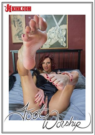 Foot Worship: Mommy Dearest, starring Serena Blair and Veronica Avluv, produced by Kink.