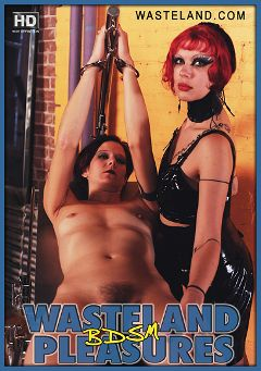 "Adult entertainment movie ""Wasteland BDSM Pleasures"" starring Jada Sinn, Ami (Wasteland Studios) & Dr. Clockwork. Produced by Wasteland Studios."