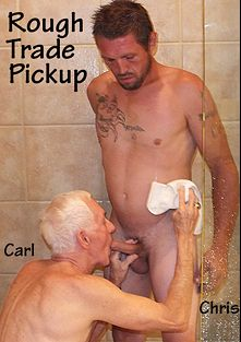 Rough Trade Pickup, starring Carl Hubay and Chris, produced by Hot Dicks Video.