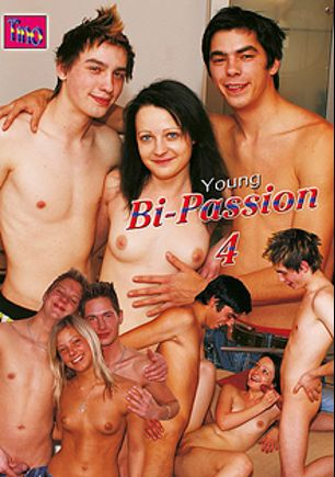Young Bi-Passion 4, starring Nick Kamehn, Tack Cool and Timothy Nixon, produced by Tino Media.