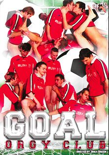 Goal Orgy Club, produced by Hard Cock Production.