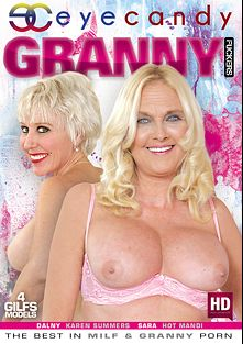 Granny Fuckers, starring Mandi McGraw, Karen Summer, Dalny Marga, Sara Skippers and Jay Crew, produced by Eye Candy  - Coldwater Inc..