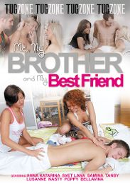 "Featured Category - International presents the adult entertainment movie ""Me, My Brother And My Best Friend""."