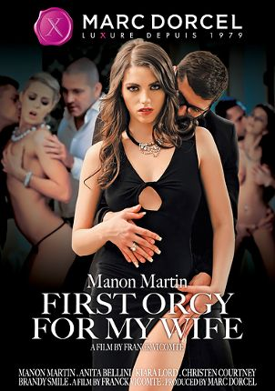 Straight Adult Movie Manon Martin: First Orgy For My Wife