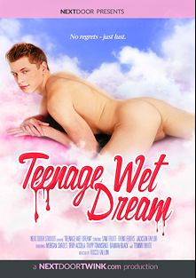 Teenage Wet Dream, starring Morgan Shades, Maxim Rose, Troy Accola, Tripp Townsend, Trent Ferris, Sam Truitt, Damien Black, Jackson Taylor and Jan Cores, produced by Next Door Twink.