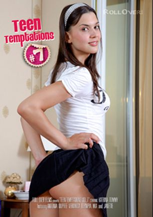 Teen Temptations 7, starring Ira Rodriguez, Sally D., Janette, Olympia, Veronica and Mia, produced by Roll Over.