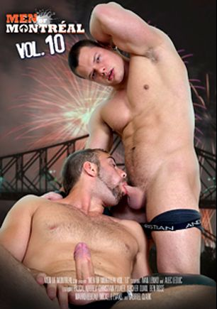Men Of Montreal 10, starring Marko Lebeau, Pascal Aubrey, Mick Stallone, Christian Power, Ivan Lenko, Alec Leduc, Archer Quan, Ben Rose and Gabriel Lenfant, produced by Men Of Montreal.