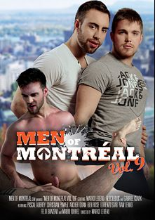 Men Of Montreal 9, starring Christian Power, Archer Quan, Gabriel Lenfant, Pascal Aubrey, Mario Torrez, Felix Brazeau, Ivan Lenko, Alec Leduc, Lorenzo Star, Ben Rose and Marko Lebeau, produced by Men Of Montreal.