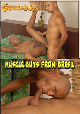 Muscle Guys From Bresil, produced by Crunchboy.fr.