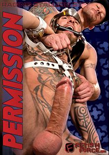 Permission, starring Logan McCree, Hugh Hunter, Dallas Steele, David Benjamin, Rocco Steele, Seamus O'Reilly and Mike De Marco, produced by Fetish Force, Raging Stallion Studios and Falcon Studios Group.