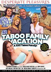 Straight Adult Movie Taboo Family Vacation: A XXX Taboo Parody