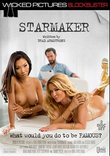 Starmaker, starring Amia Miley, Asa Akira, Kalina Ryu, Jeanie Marie, Tommy Pistol, Courtney Taylor, Kurt Lockwood, Kaylani Lei, Brad Armstrong and Jessica Drake, produced by Wicked Pictures.
