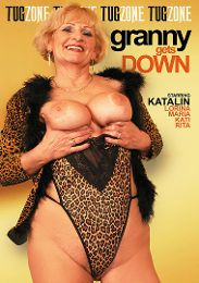"""Featured Studio - Tug Zone presents the adult entertainment movie """"Granny Gets Down""""."""