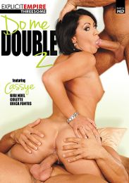 "Featured Category - International presents the adult entertainment movie ""Do Me Double 2""."