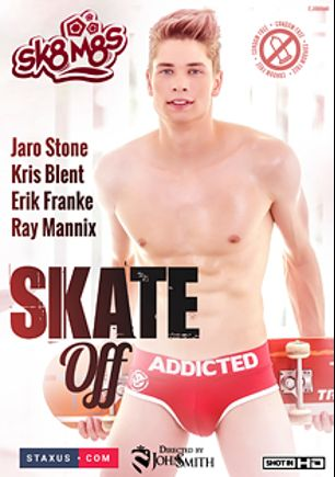 Skate Off, starring Jaro Stone, Calvin Rose, Kris Blent, Ray Mannix, Leo Ocean, Pyotr Tomek and Erik Franke, produced by Sk8 M8s and Staxus.