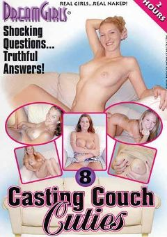 "Adult entertainment movie ""Casting Couch Cuties 8"" starring Courtney, Crystal & Jana. Produced by Dream Girls."