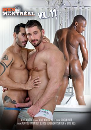 Men Of Montreal 11, starring Christian Power, Hayden Colby, Alexy Tyler, Bruno Miles, Felix Brazeau, Tyson Tyler and Ben Rose, produced by Men Of Montreal.