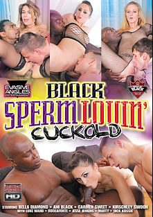Black Sperm Lovin Cuckold, starring Ani Black Fox, Verona, Carmen Sweets, Kirschley Swoon, Luke Ward, Jesse Jenkins, Dick Casey, Todd Reid, Joachim Kessef and Franco Roccaforte, produced by Evasive Angles.