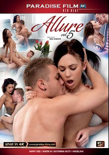 Allure 5, starring Mary Dee, Sheri Vi, Katarina Muti and Angelina, produced by Paradise Film.
