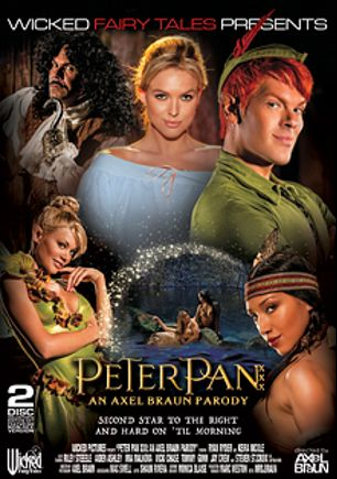 Peter Pan XXX: An Axel Braun Parody, starring Keira Nicole, Ryan Ryder, Mia Malkova, Riley Steele, Aiden Ashley, Vicki Chase, Dane Cross, Jay Crew, Tommy Gunn, Steven St. Croix and Jake Taylor, produced by Wicked Pictures.
