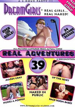 "Adult entertainment movie ""Real Adventures 39"". Produced by Dream Girls."
