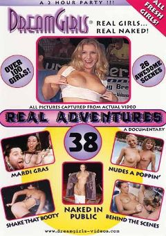 "Adult entertainment movie ""Real Adventures 38"". Produced by Dream Girls."