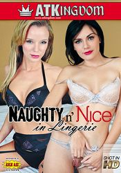 Straight Adult Movie ATK Naughty N' Nice In Lingerie