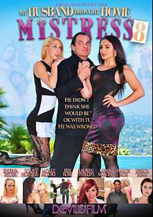 My Husband Brought Home His Mistress 8, starring Mena Li, Sheena Ryder, Harley Jade, Molly Moore, Iris Rose, Lola Hunter and Jessica Ryan, produced by Devils Film and Devil's Film.